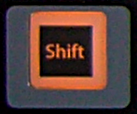 The FaderPort8 Shift Button